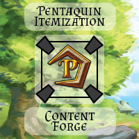 Content-Forge: MMORPG Itemization